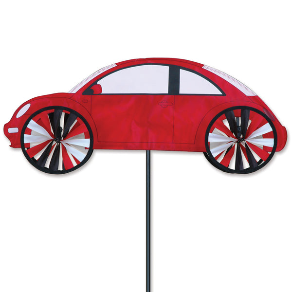 24 in. VW Beetle Spinner - Red