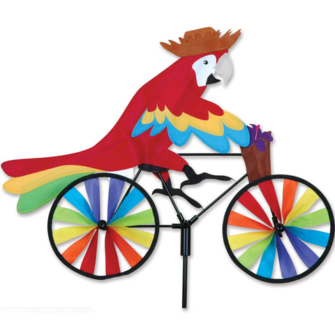 20 in. Bike Spinner - Parrot