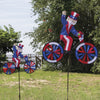 30 in. Bike Spinner - Uncle Sam
