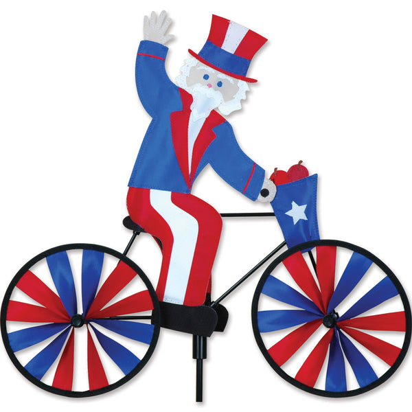 20 In Bike Spinner - Uncle Sam