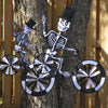 30 in. Bike Spinner - Skeleton