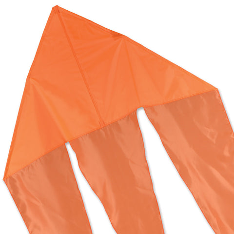 45 in. Flo-tail Kite - Neon Orange