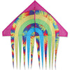 56 in. Stream Delta Kite - Tie Dye
