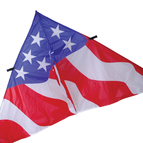 9 ft. Delta Kite - Patriotic