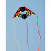 7.5 Ft Box Delta Kite - Rainbow Ray