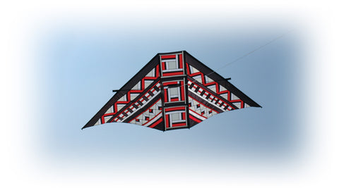 Stratadelta  Kite- Yucatec Red