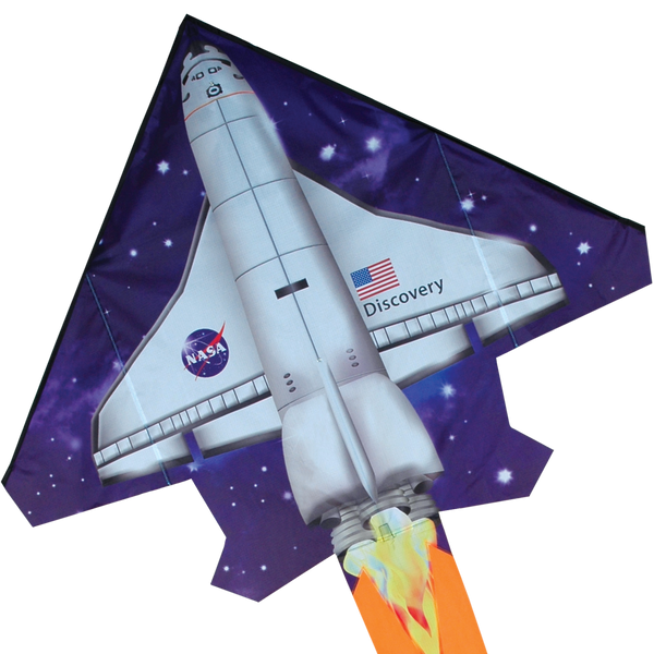 2D Jet Kite - Space Shuttle