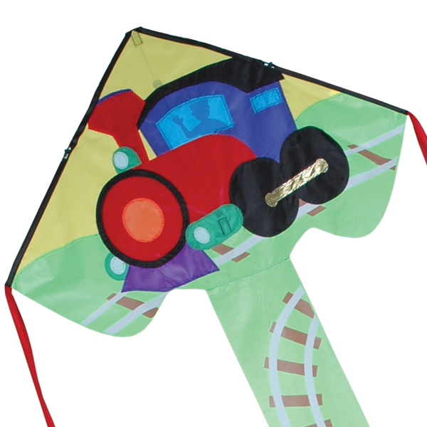 Regular Easy Flyer Kite - Choo Choo