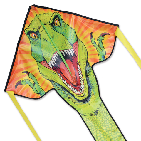 Regular Easy Flyer Kite - T-Rex