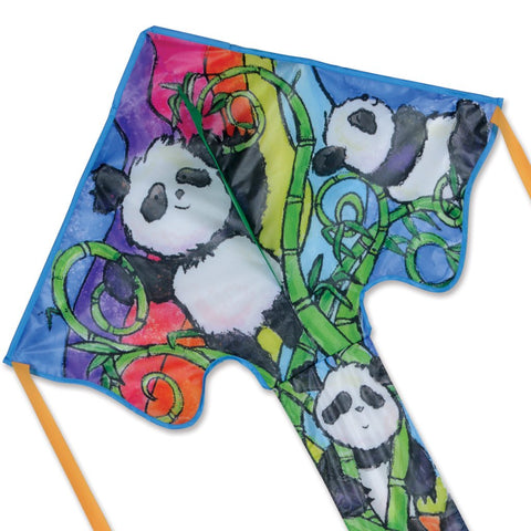 Lg. Easy Flyer Kite - Pandas
