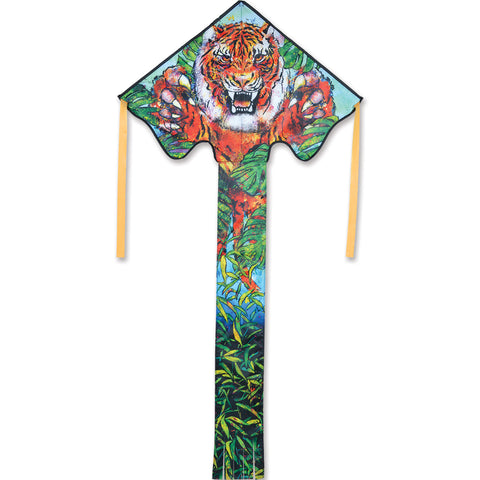 Lg. Easy Flyer Kite - Tiger