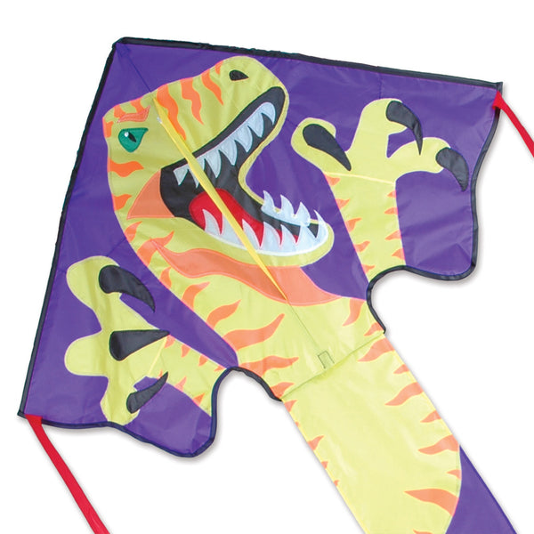 Large Easy Flyer Kite - Velociraptor