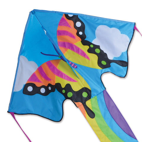 Large Easy Flyer Kite - Pretty Butterfly