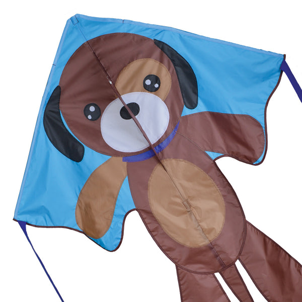 Large Easy Flyer Kite - Spunky Puppy