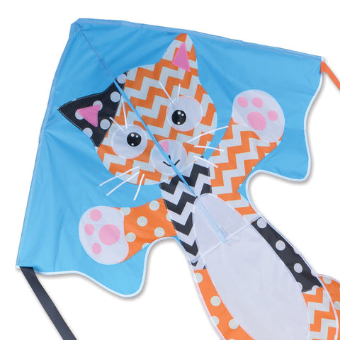 Large Easy Flyer Kite - Patches