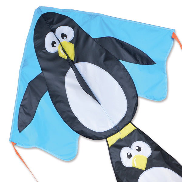 Large Easy Flyer Kite - Penguins