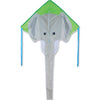 Lg. Easy Flyer Kite - Gray Elephant