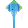 Lg. Easy Flyer Kite - Blue Elephant