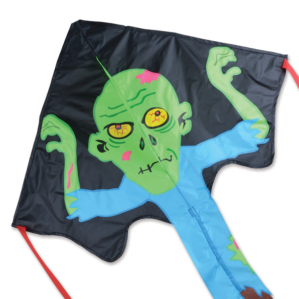 Large Easy Flyer Kite - Zombie