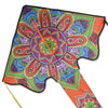Large Easy Flyer Kite - Mandala