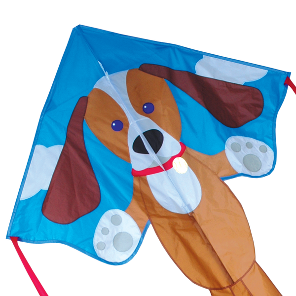 Large Easy Flyer Kite - Sparky