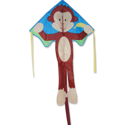 Lg. Easy Flyer Kite - Mikey Monkey