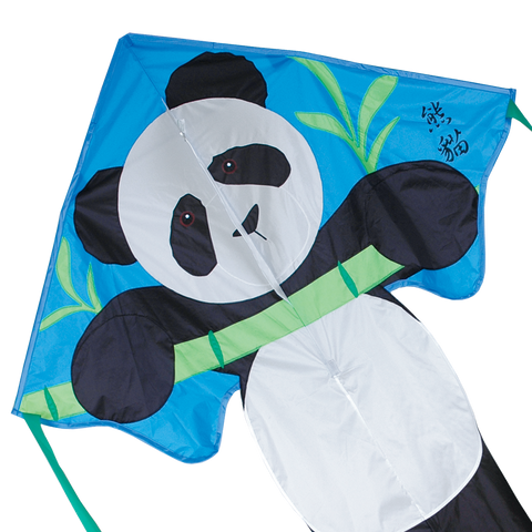 Large Easy Flyer Kite - Panda Bear