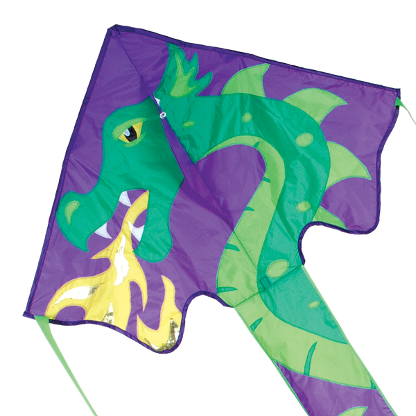 Large Easy Flyer Kite - Skylar Dragon