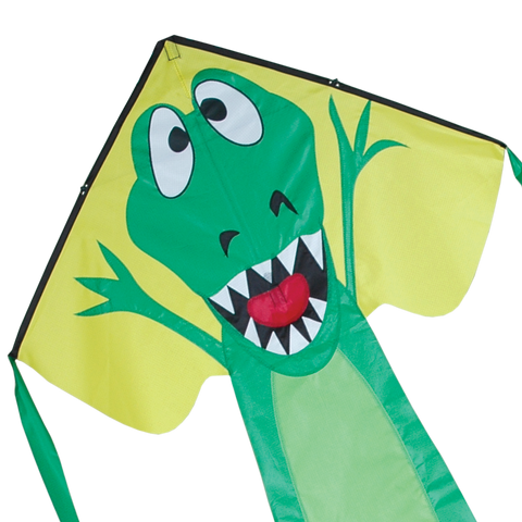 Regular Easy Flyer Kite - Alligator