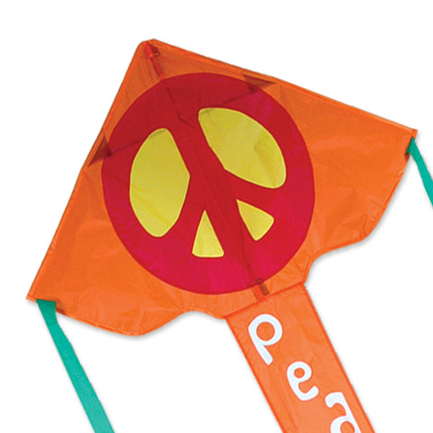 Regular Easy Flyer Kite - Peace Out