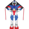 Lg. Easy Flyer Kite - Super Bot