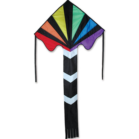 Lg. Easy Flyer Kite - Rainbow Fountain