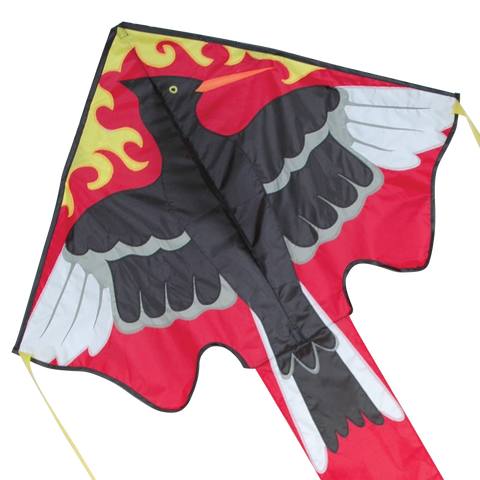 Large Easy Flyer Kite - Rebel Bird