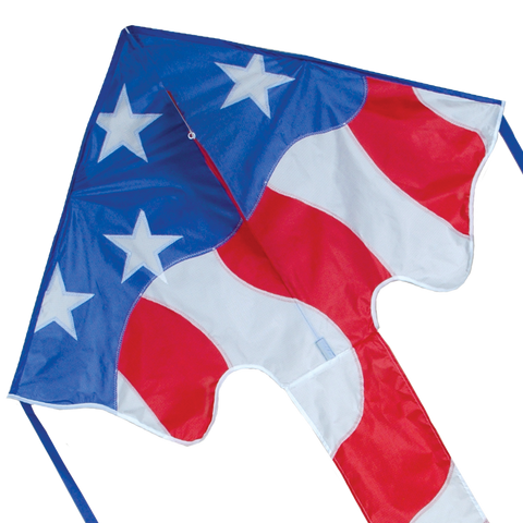 Large Easy Flyer Kite - Patriotic