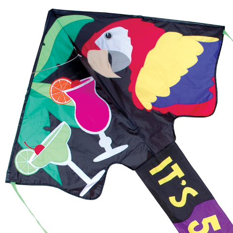 Jumbo Easy Flyer Kite - 5 O' Clock