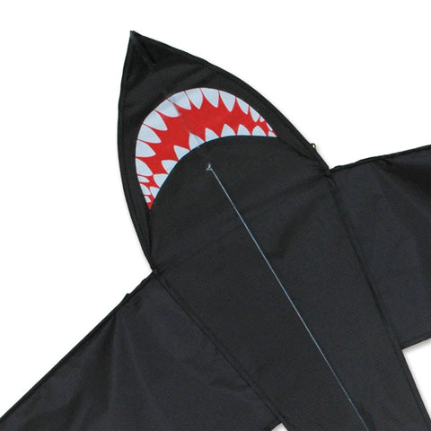5 ft. Shark Kite - Black