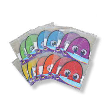 Squeaky Jr. Kite - Assorted Colors (Pack of 12)