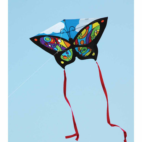 Butterfly Kite - Rainbow Orbit