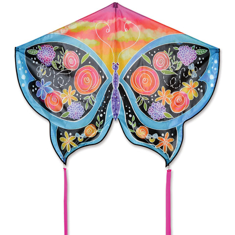 Butterfly Kite - Floral
