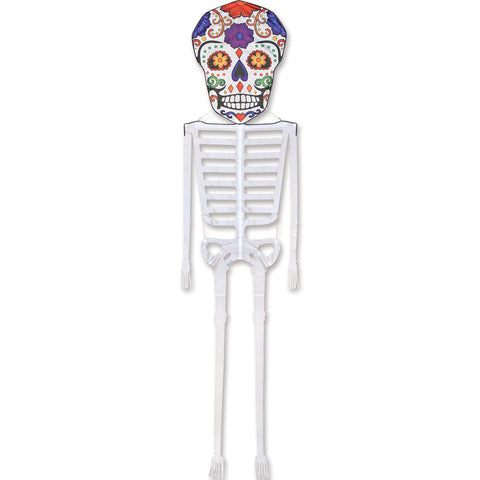 21 ft. Dia De Los Muertos (Day of the Dead) Skeleton Kite