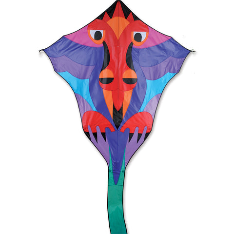 Hespeler Diamond Dragon Kite - Jewel