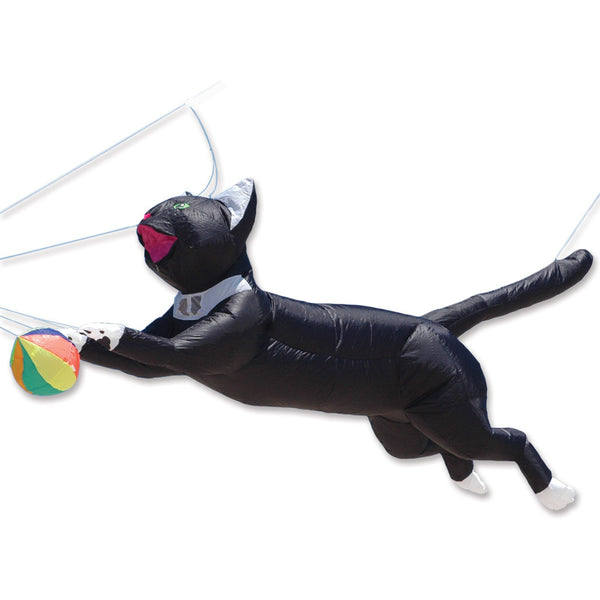 Ram Air Cat Line Device for Kites - Black
