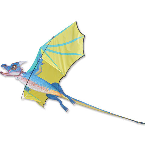 3D Dragon Kite - Stormcloud