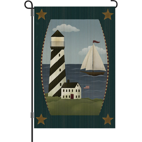 12 in. Flag - Beacon