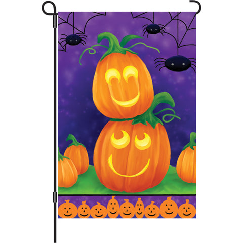 12 in. Flag - Playful Pumpkins