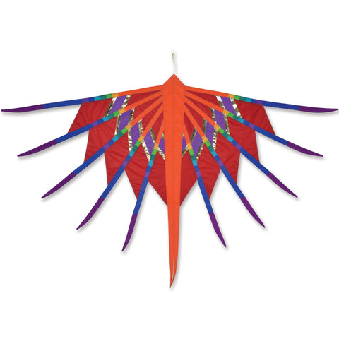 SoundWinds Phoenix Hanging Banner - Red