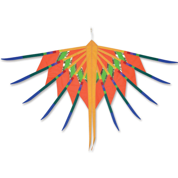 SoundWinds Phoenix Hanging Banner - Tangerine