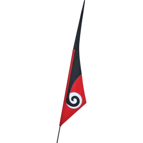 SoundWinds Spiral Recumbent Bike Flag - Tecmo