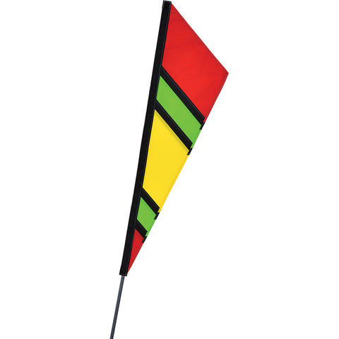 SoundWinds David Ti Fanion Bike Flag - Warm