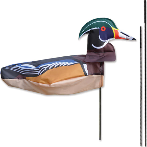 Windicator Recumbent Bike Flag - Wood Duck